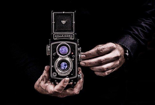 filmy o fotografii